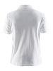 Craft Pique футболка-поло мужская белая - 4