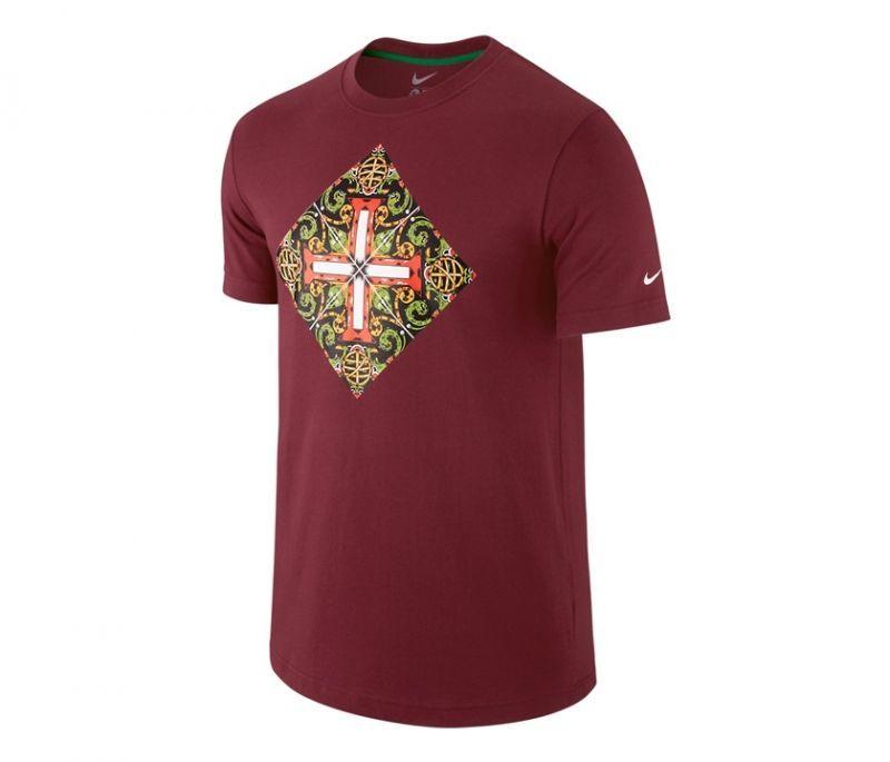 Футболка Nike Portugal Core Plus Tee