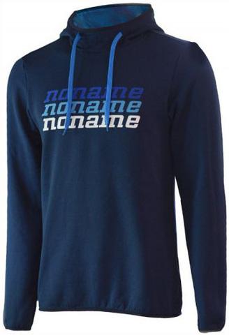 Noname Light Hoodie утепленная толстовка мужская navy