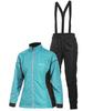 Лыжный костюм Craft AXC Training женский голубой - 1