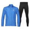 Asics Silver Winter костюм для бега мужской синий-черный - 1