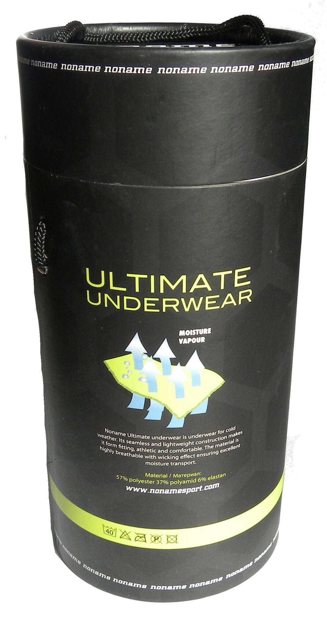 Комплект термобелья Noname Ultimate Black - 3