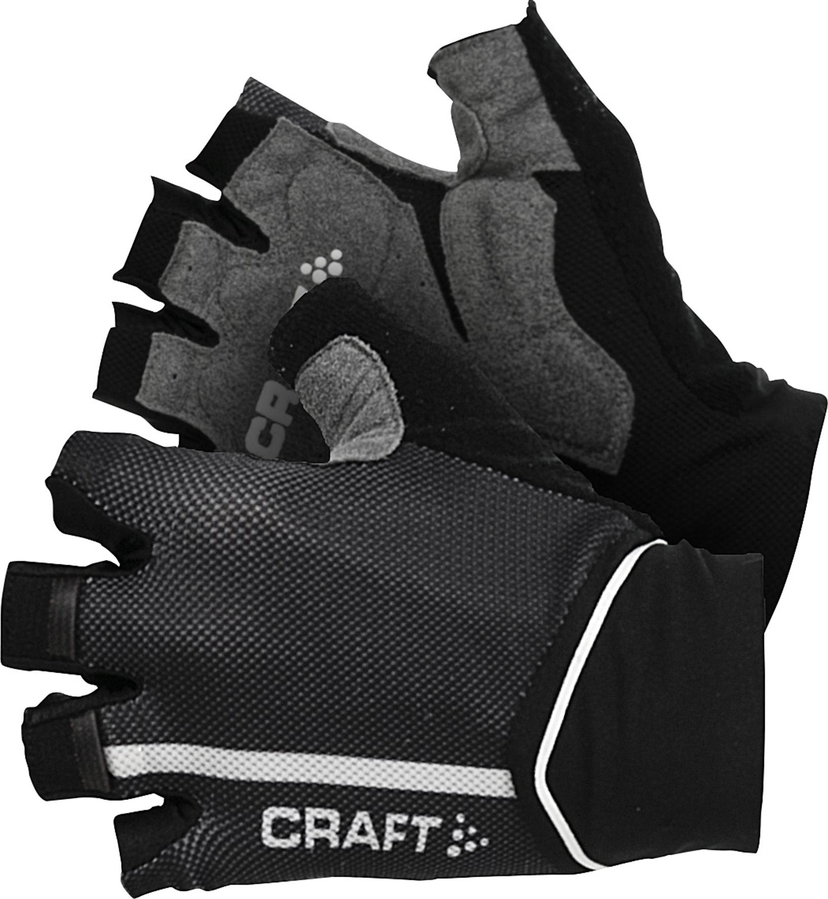 Велоперчатки Craft Performance чёрные