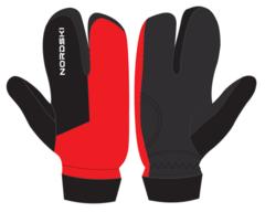 Nordski Jr Arctic WS лобстеры red-black