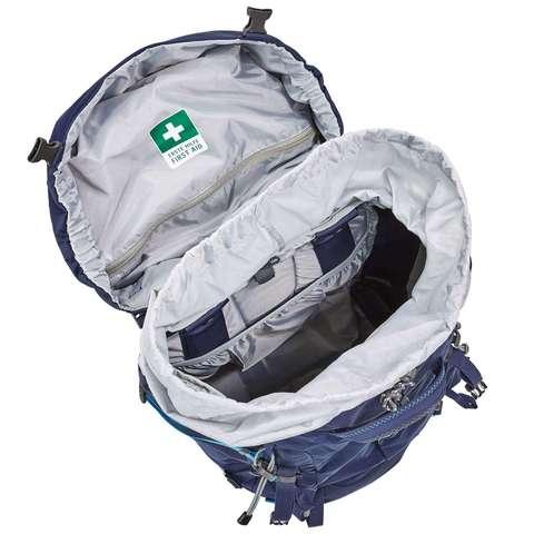 Tatonka Yukon 50+10 туристический рюкзак женский navy