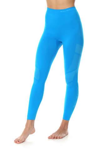 BRUBECK DRY термобелье леггинсы женские синие