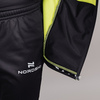 Nordski Jr Base детский беговой костюм lime - 5